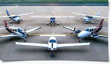 Persian Aviator Aircraft Flight Training